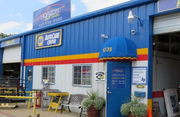 Horizon auto center in rockwall tx horizon auto center for Heath motors greenville nc